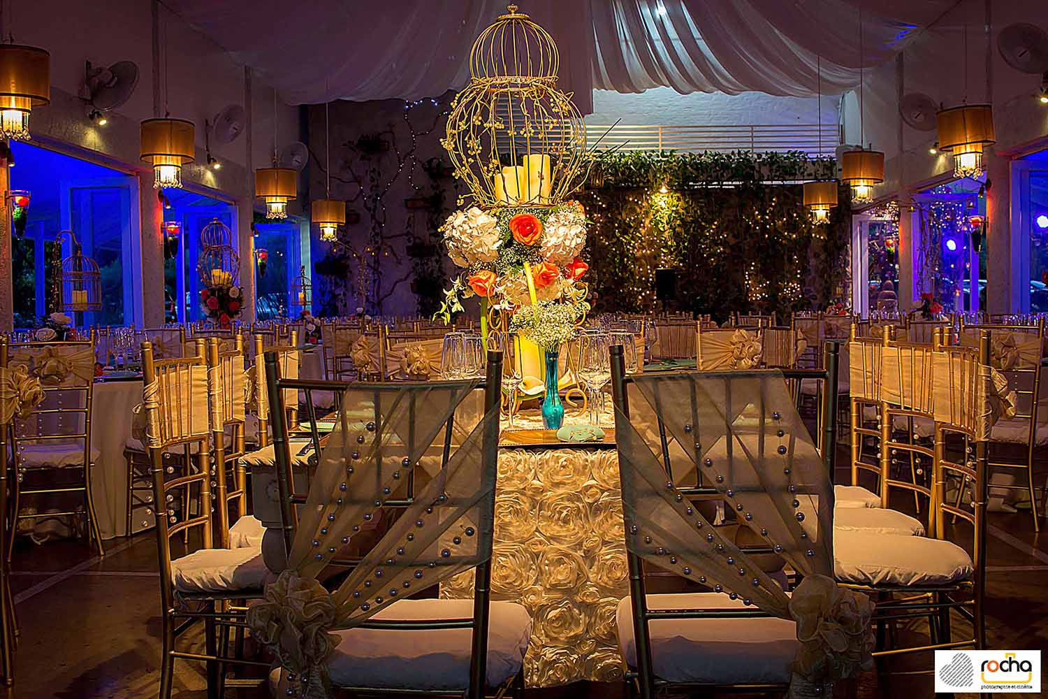 Decoracion salon de recepcion para matrimonio boda wedding for Budas decoracion interior